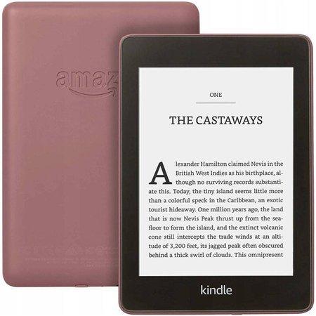 Amazon Kindle Paperwhite 4 Wifi 8GB Black