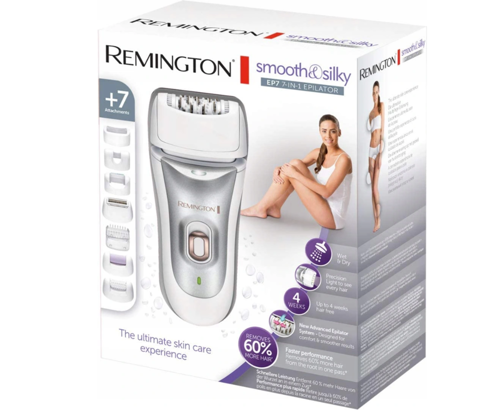 Remington Smooth & Silky EP7700 7in1