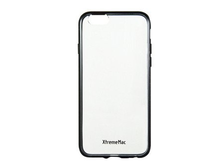 XtremeMac Microshield Accent - etui ochronne do iPhone 6 czarne