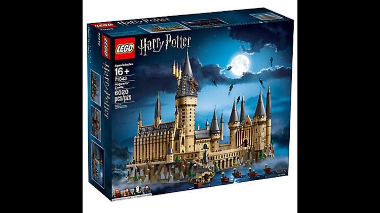 Klocki Lego Harry Potter Zamek Hogwart 71043 Zabawki Klocki