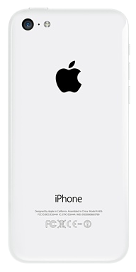 Apple iPhone 5C 16GB biały