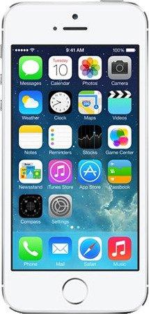 Apple iPhone 5S 32GB srebrny