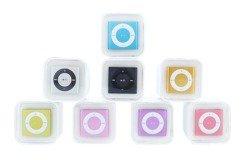 Apple iPod Shuffle 2GB MD773 czerwony