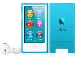 Apple iPod nano 16GB MD477 niebieski (serwis)