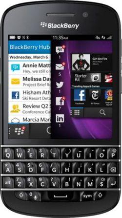 BlackBerry Q10 czarny