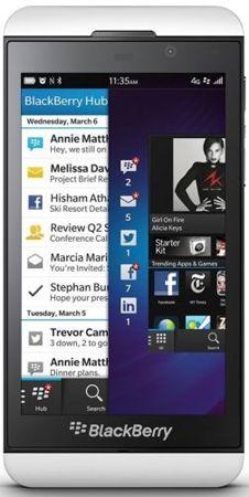 BlackBerry Z10 biały