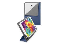 """Etui FLEXY typu książkowego dedykowane do tabletów Samsung Galaxy Tab 7-8.4"""" - niebieski"""