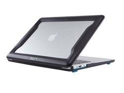 "Etui Vectros typu Bumper na MacBook Air 13"" kolor czarny"