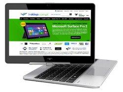 HP Elitebook Revolve 810 G1 - i7 2.1GHz / 8GB RAM / 256GB SSD
