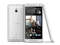 HTC One mini srebrny