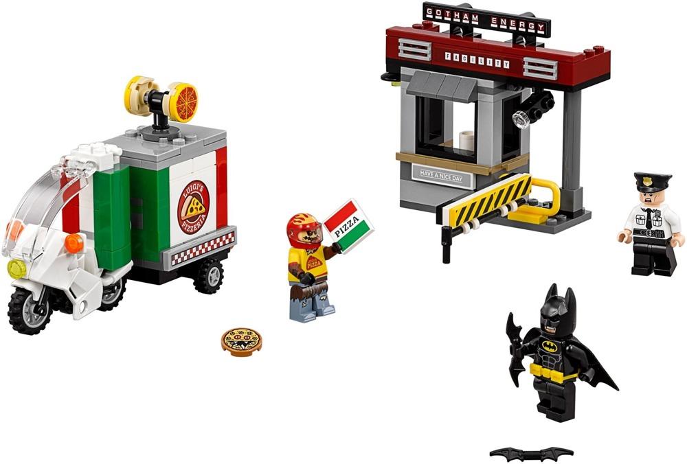 Klocki LEGO BATMAN 70910 Przesyłka specjalna Scarecrowa