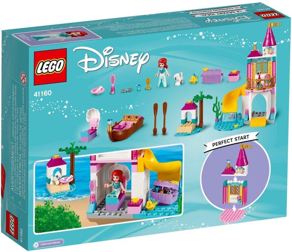 Klocki LEGO DISNEY - Princess - Nadmorski zamek Arielki 41160