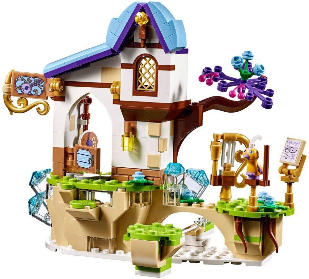 Klocki LEGO ELVES -  Aira i pieśń smoka wiatru - 41193