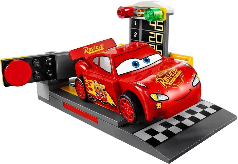 Klocki LEGO Juniors - Katapulta Zygzaka McQueena - 10730