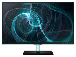 "Monitor Samsung 27"" LED LS27D390HS"