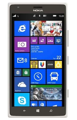 Nokia Lumia 1520 biała