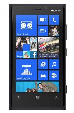 Nokia Lumia 920 czarna