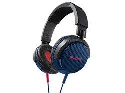 Słuchawki Philips SHL3100 niebieskie
