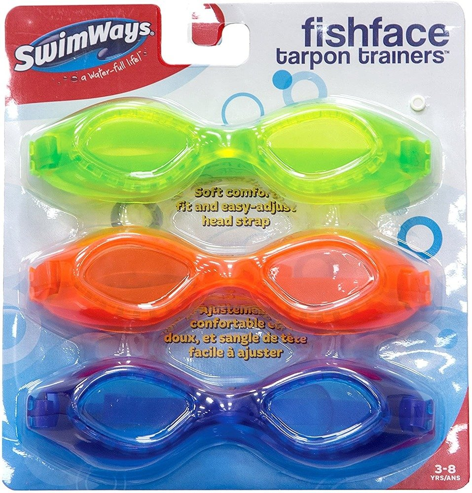 SwimWays okulary do pływania dla dzieci